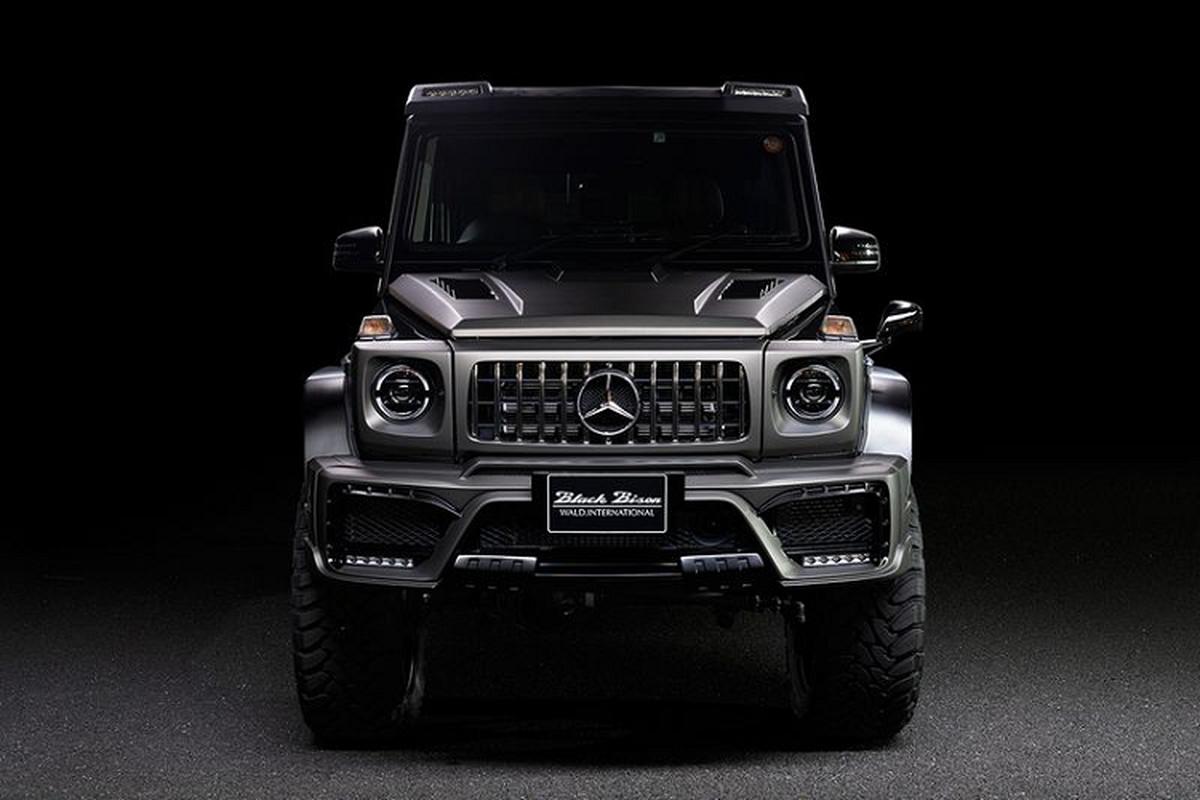 """""""Ho bien"""" Mercedes-Benz G-Class cu thanh AMG G63 moi cung-Hinh-3"""