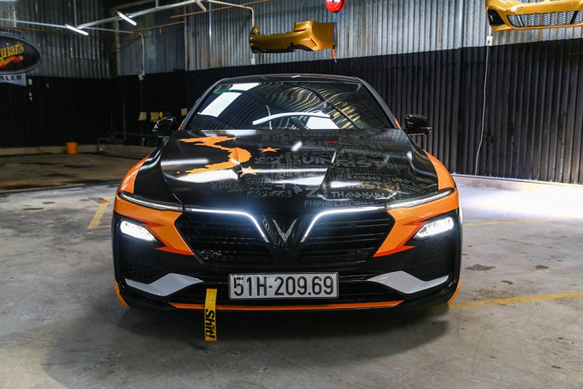 Dan choi Sai Gon ha gam cho xe VinFast Lux A2.0-Hinh-8
