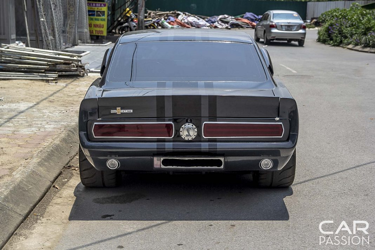 Chi tie Ford Mustang do GT500 Eleanor doc nhat Viet Nam-Hinh-9