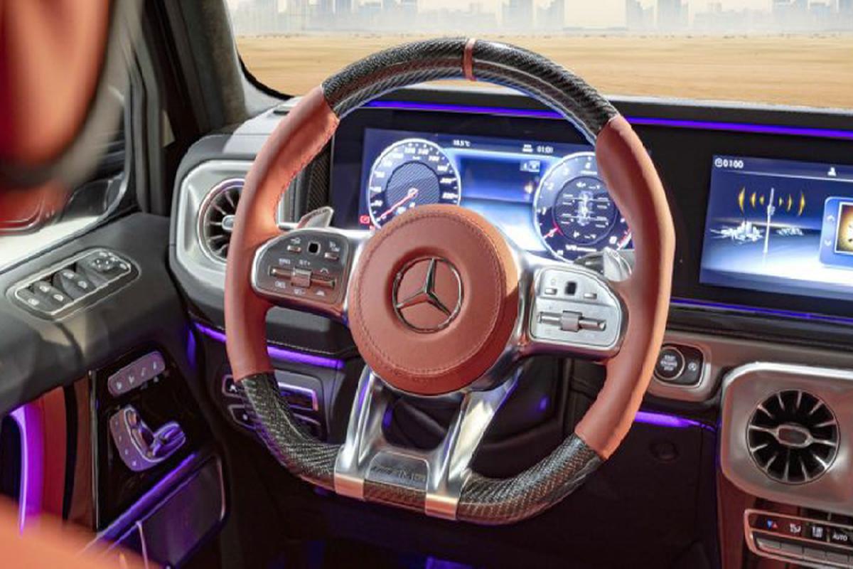 Vua dia hinh Mercedes G-Class 6 cho ngoi co gi dac biet?-Hinh-4