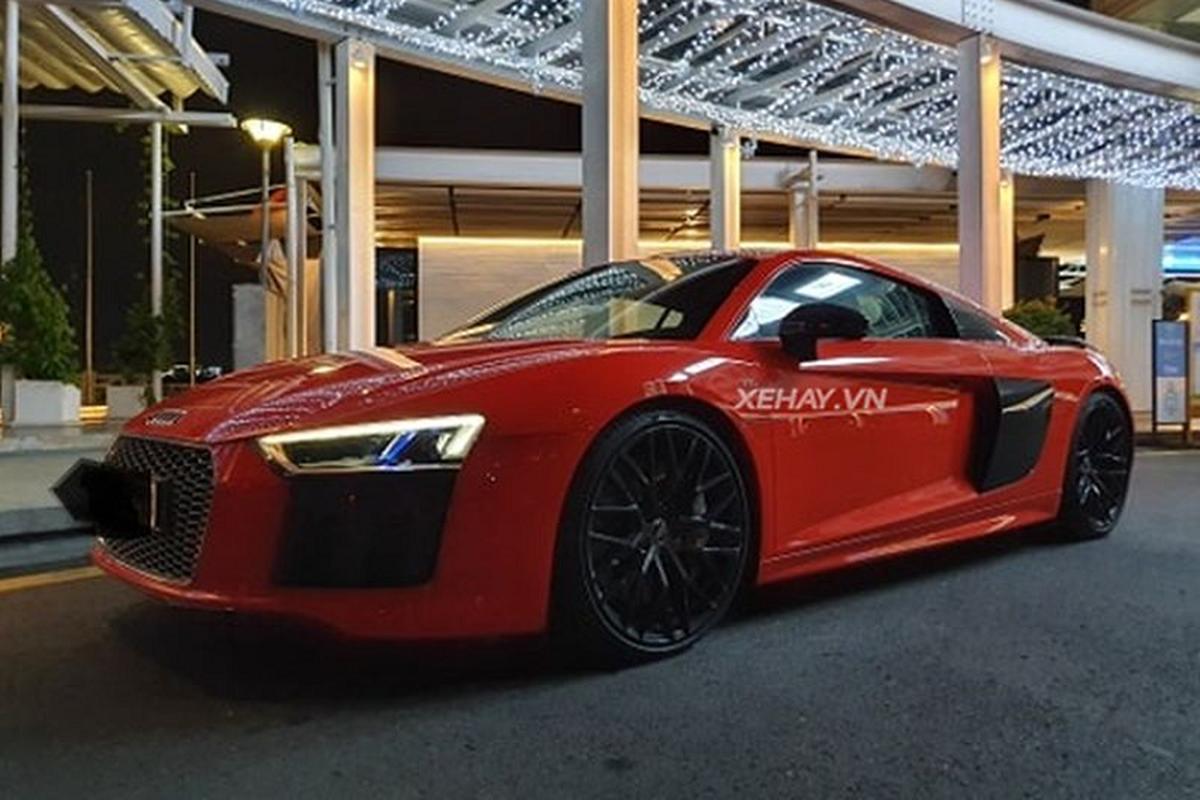 """Dien kien"" Audi R8 V10 Plus do ruc cua tinh cu Mi Du-Hinh-5"