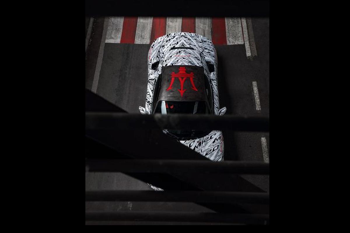 """Maserati MC20 bat ngo """"lo hang"""", ra mat thang 9 toi-Hinh-4"""