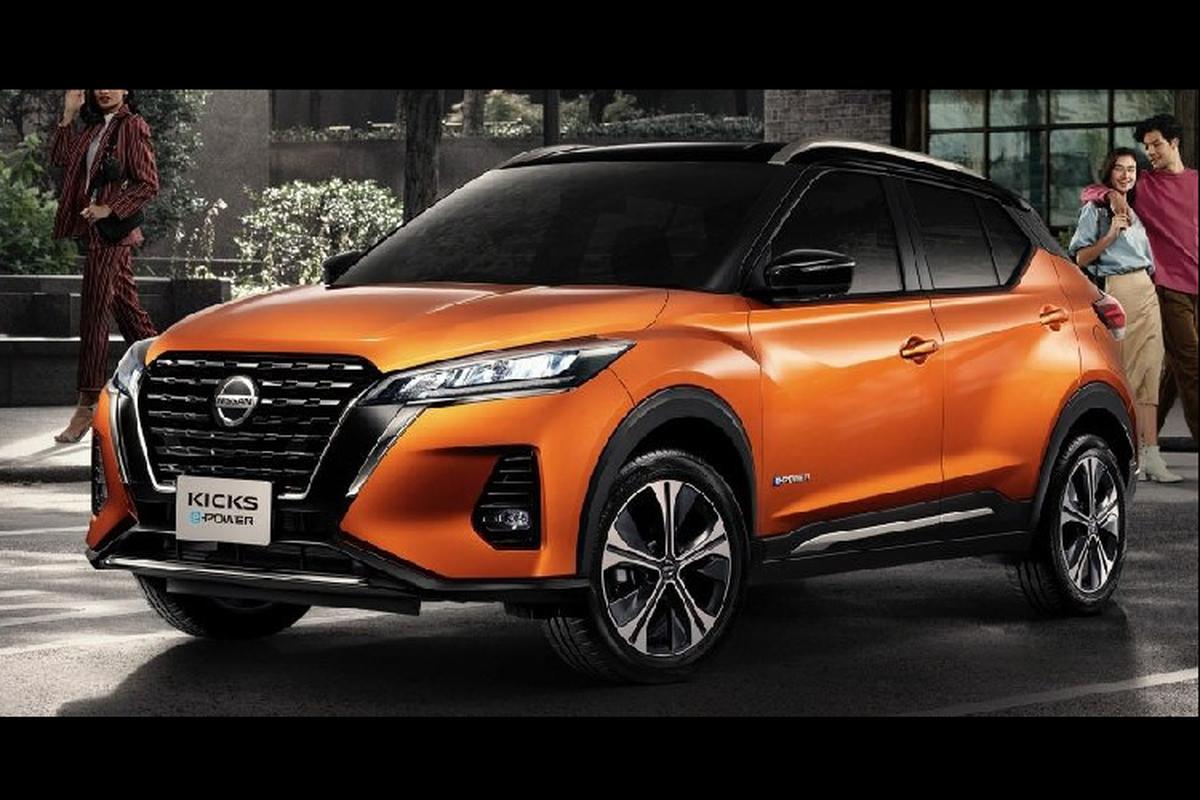 Nissan Kicks 2020 tu 649 trieu dong,