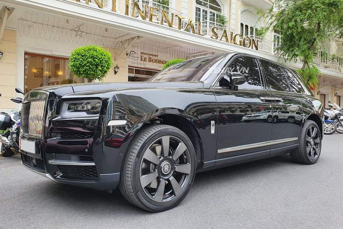 """Ngam Rolls-Royce Cullinan """"full black"""" hon 41 ty o Sai Gon-Hinh-6"""
