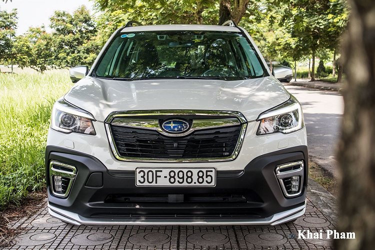 Chi tiet Subaru Forester GT Edition hon 1 ty dong tai Viet Nam-Hinh-2