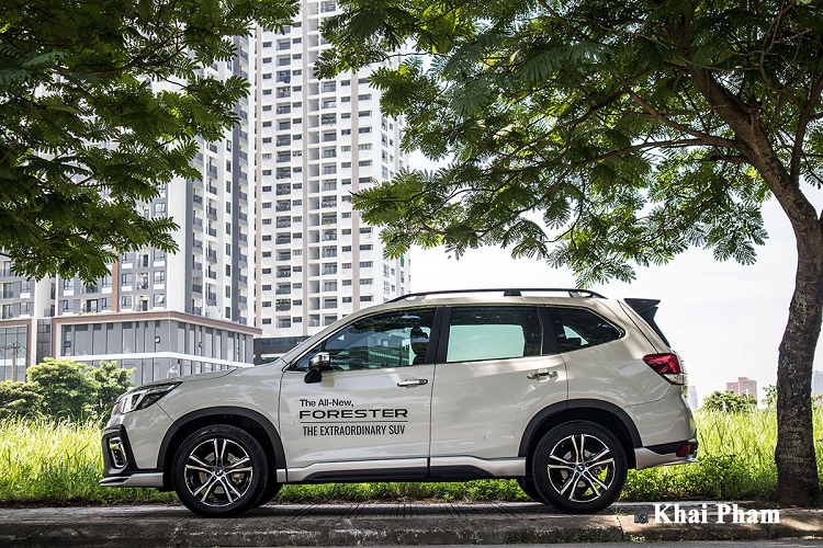 Chi tiet Subaru Forester GT Edition hon 1 ty dong tai Viet Nam-Hinh-8