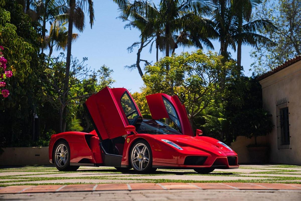 Dau gia sieu xe Ferrari Enzo hang hiem gioi han chi 400 chiec-Hinh-2