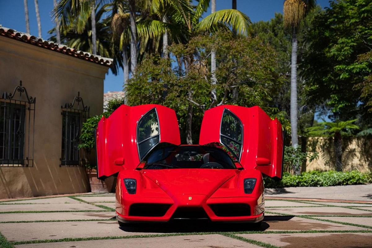 Dau gia sieu xe Ferrari Enzo hang hiem gioi han chi 400 chiec-Hinh-3