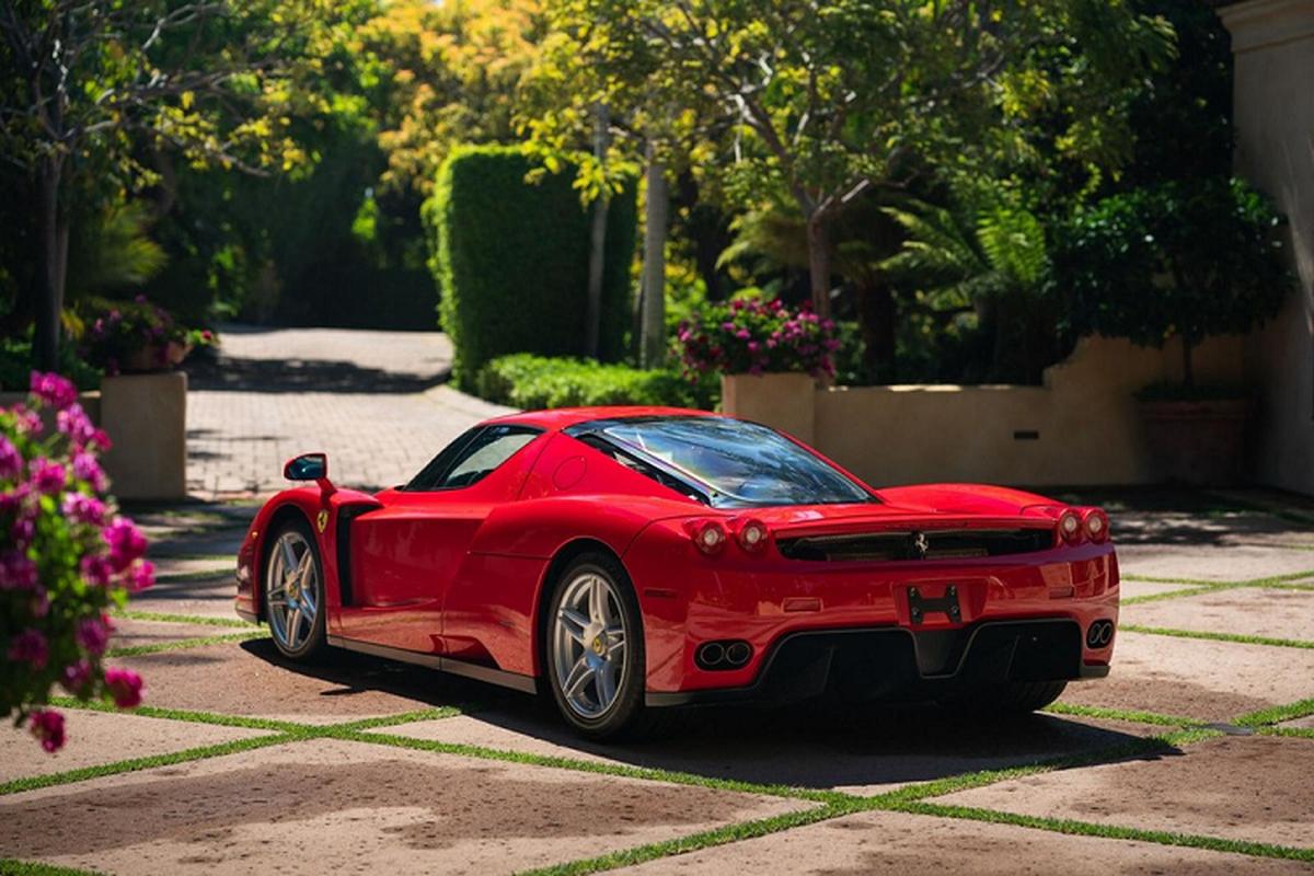 Dau gia sieu xe Ferrari Enzo hang hiem gioi han chi 400 chiec-Hinh-4