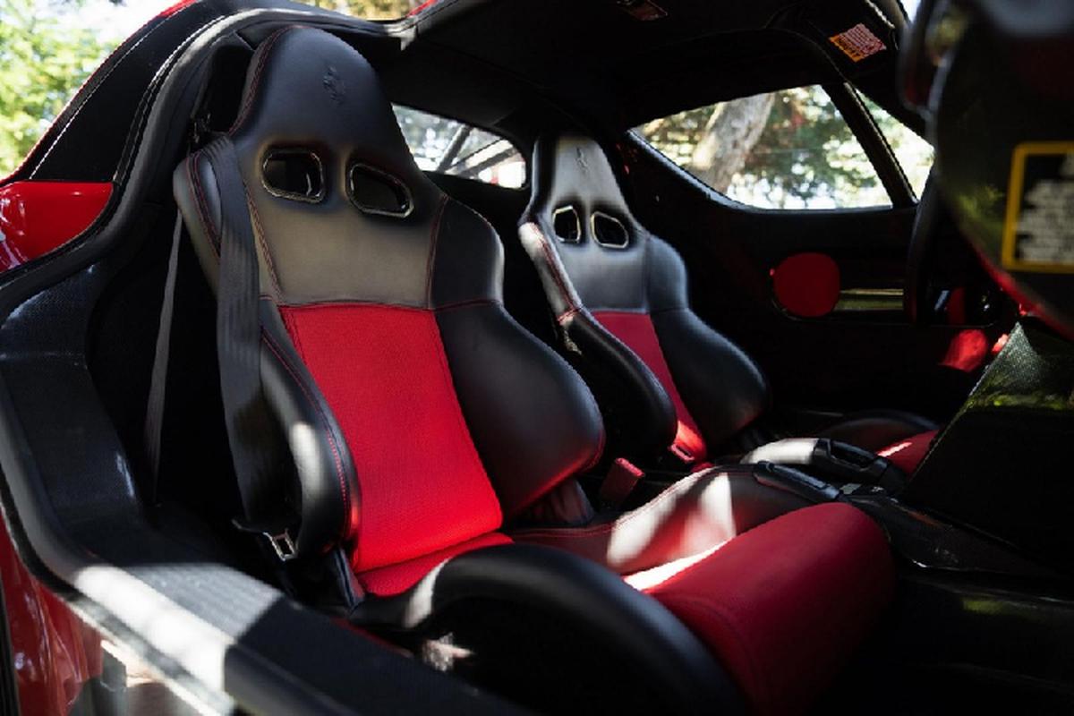 Dau gia sieu xe Ferrari Enzo hang hiem gioi han chi 400 chiec-Hinh-6