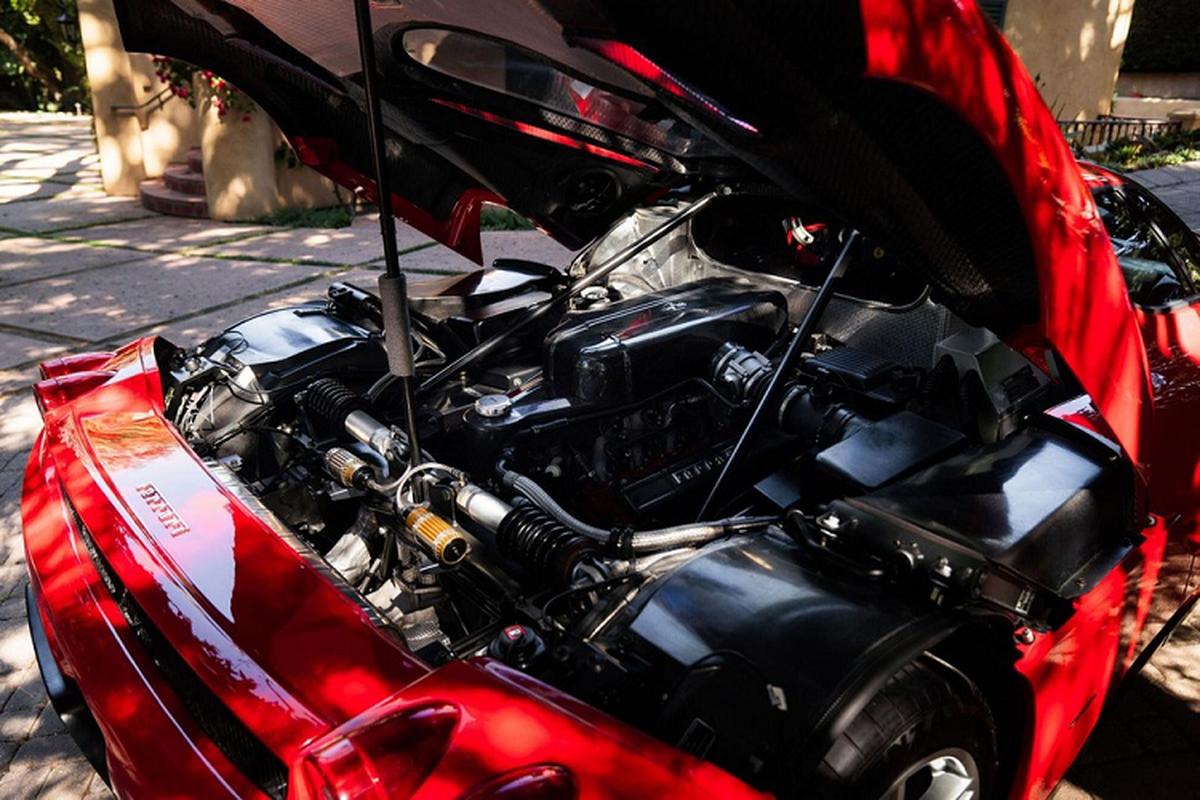 Dau gia sieu xe Ferrari Enzo hang hiem gioi han chi 400 chiec-Hinh-7