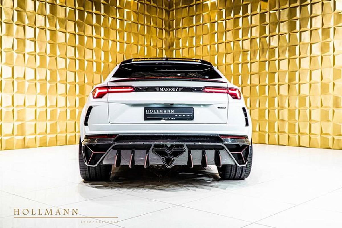 """Qua tay"" Mansory, Lamborghini Urus ban hon 11 ty dong-Hinh-3"