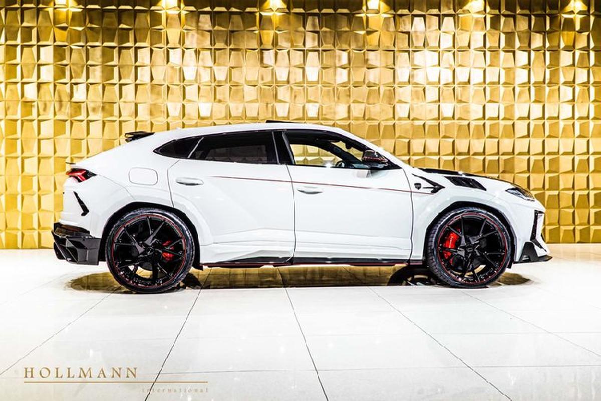 """Qua tay"" Mansory, Lamborghini Urus ban hon 11 ty dong-Hinh-4"