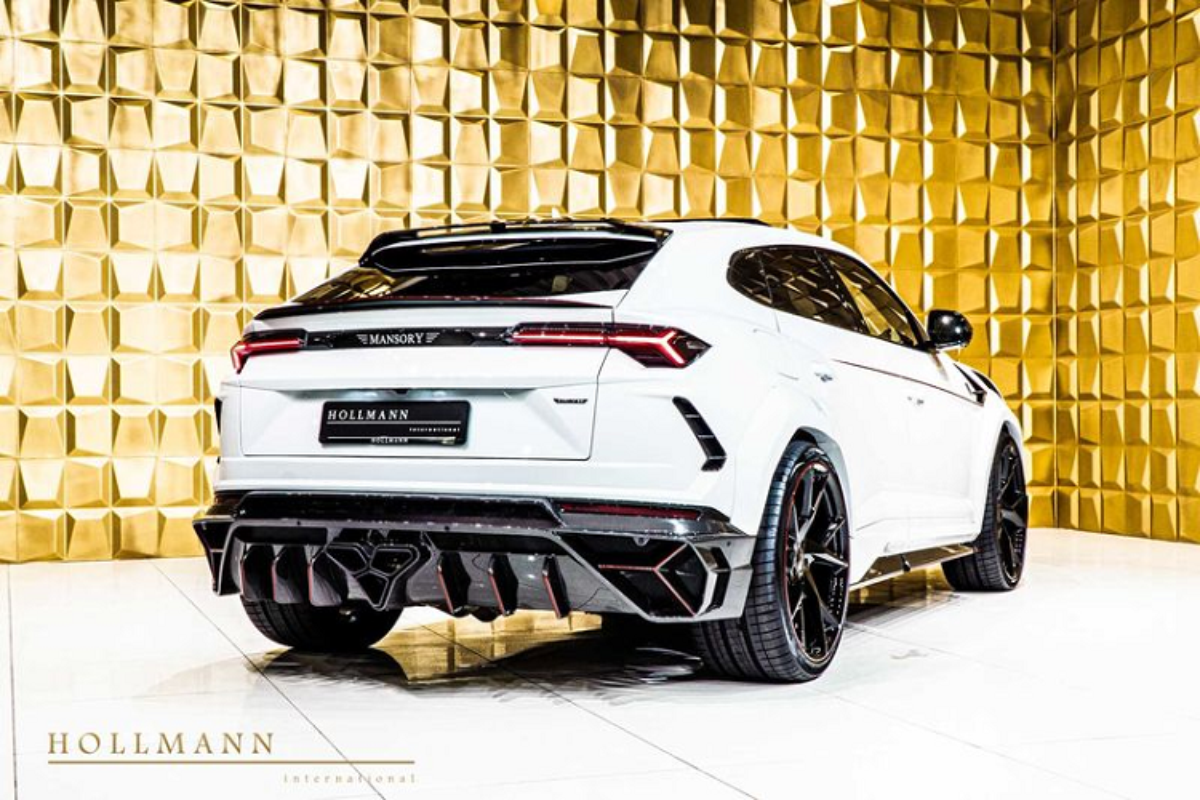 """Qua tay"" Mansory, Lamborghini Urus ban hon 11 ty dong-Hinh-5"