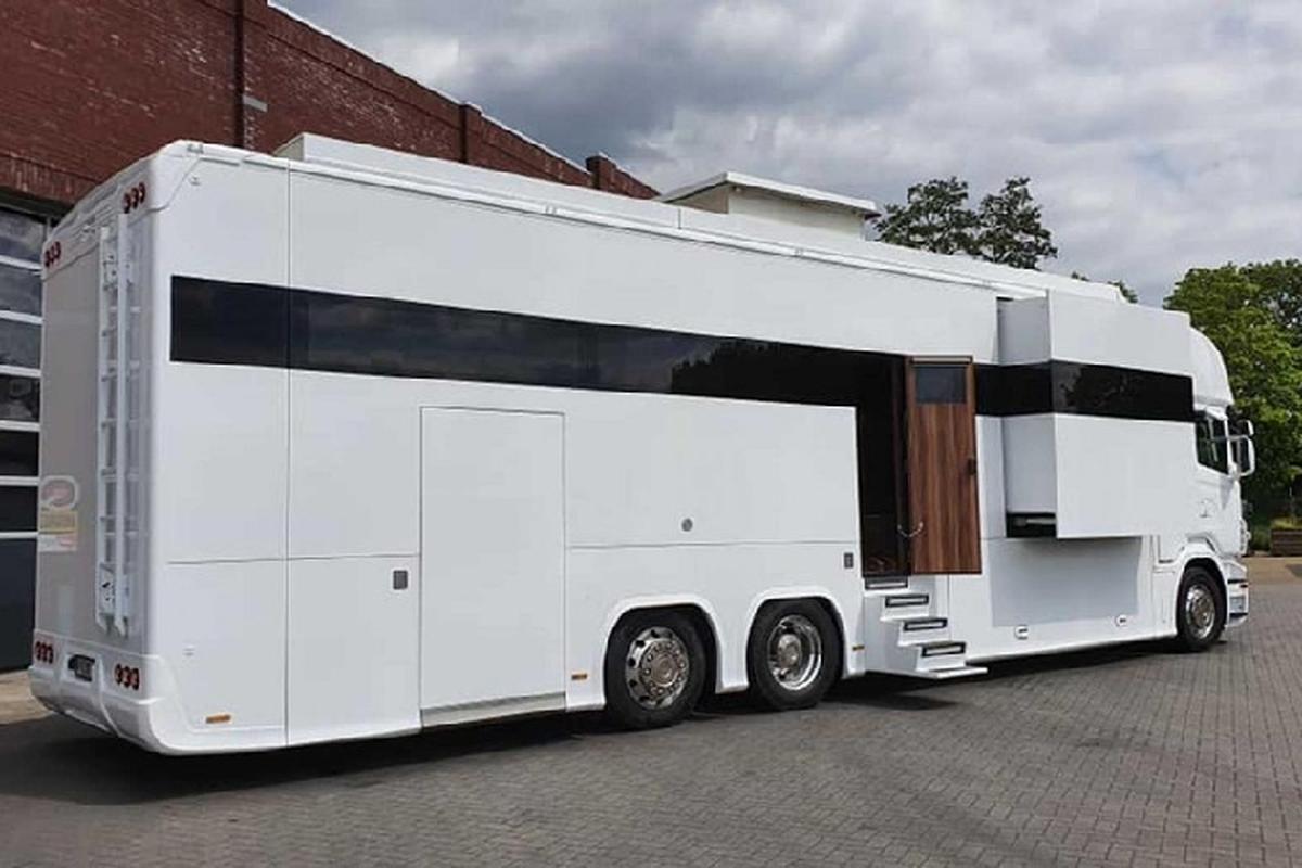 Chi tiet Scania RV -
