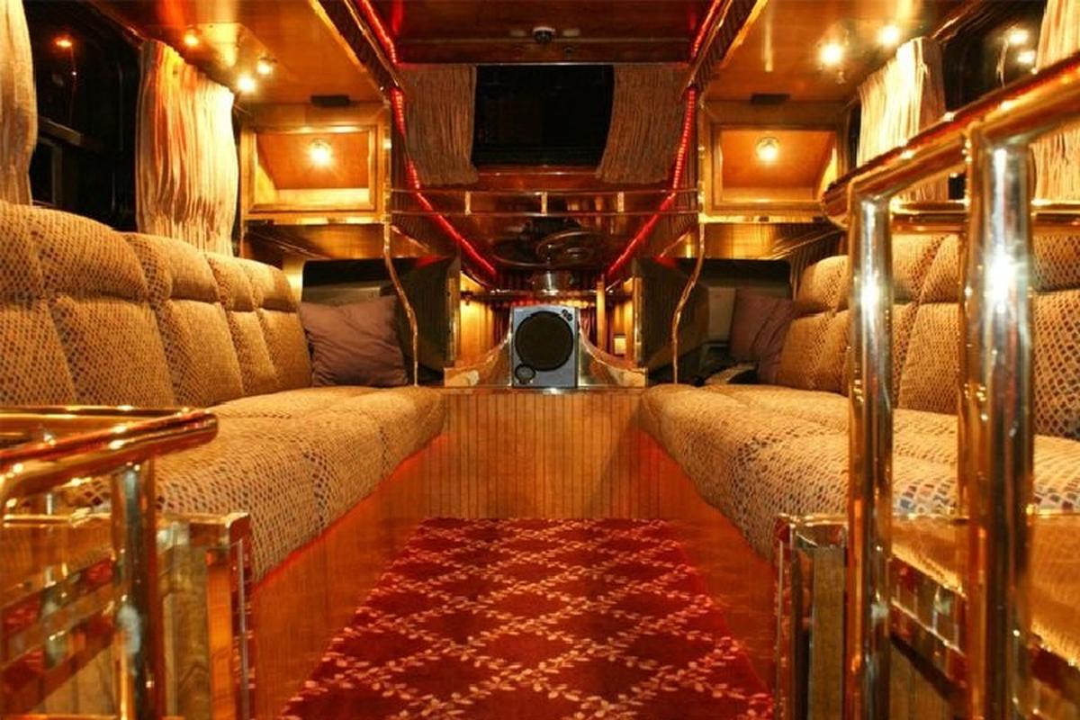 Midnight Rider - limousine lon, nang va sang chanh nhat the gioi-Hinh-4