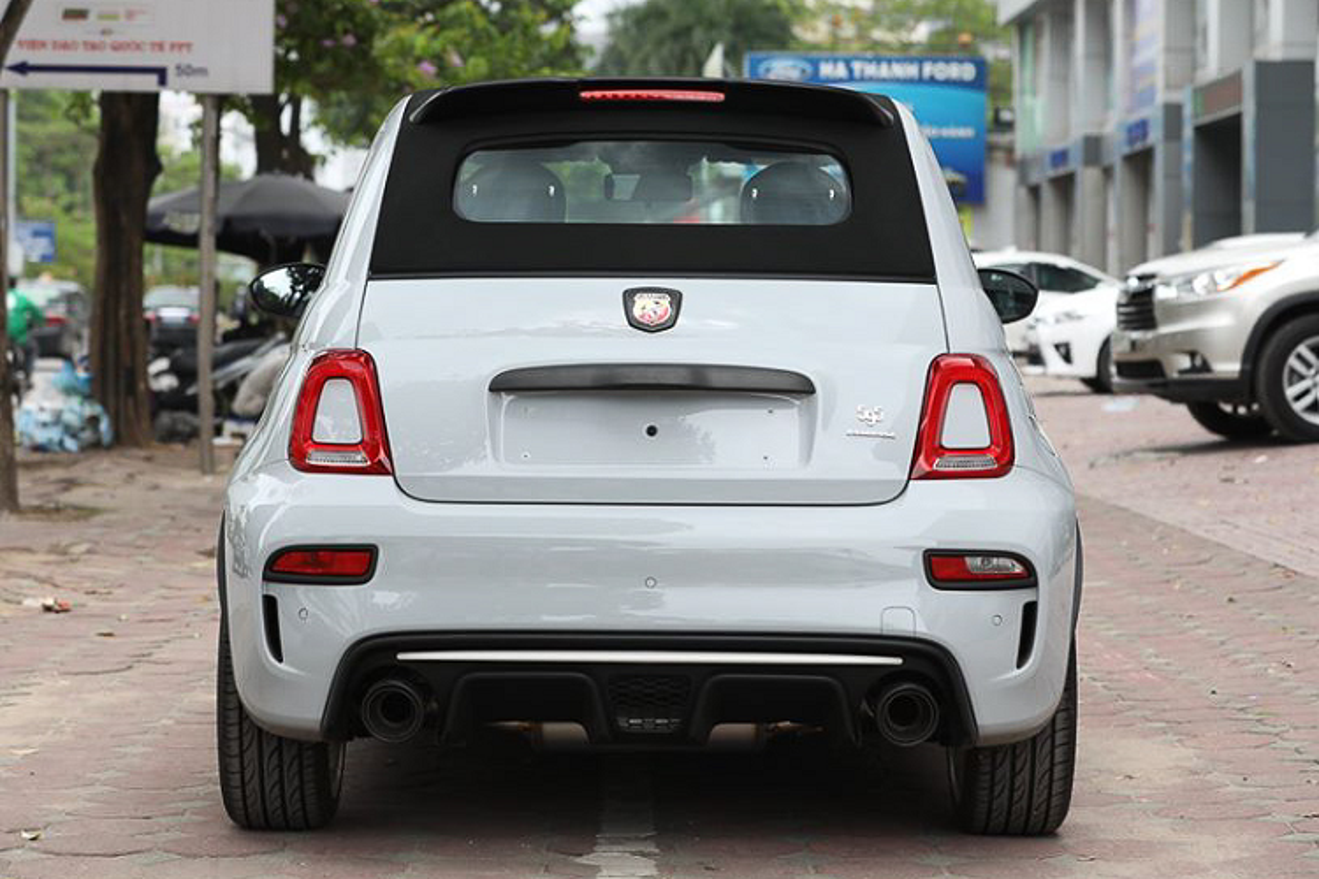 Fiat Abarth 595 Esseesse