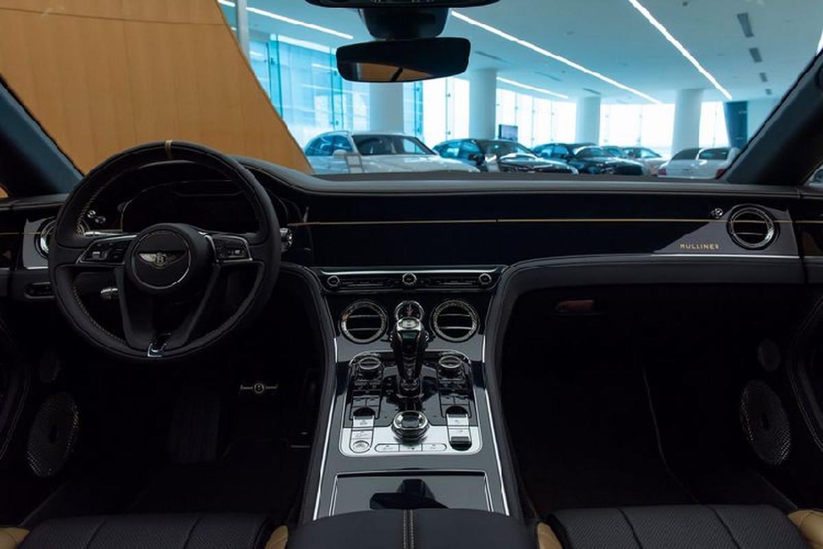 Ra mat Bentley Continental GT Aurum Edition ma vang 10 chiec-Hinh-4