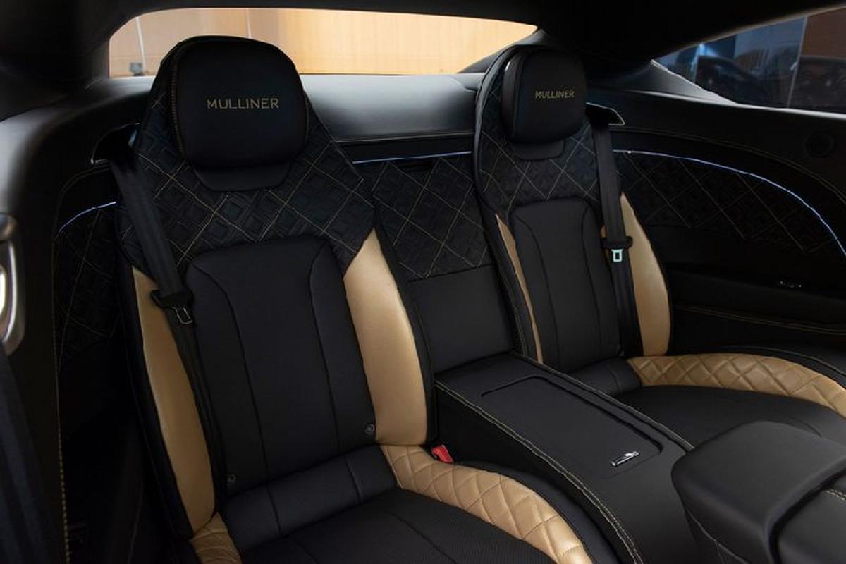 Ra mat Bentley Continental GT Aurum Edition ma vang 10 chiec-Hinh-5
