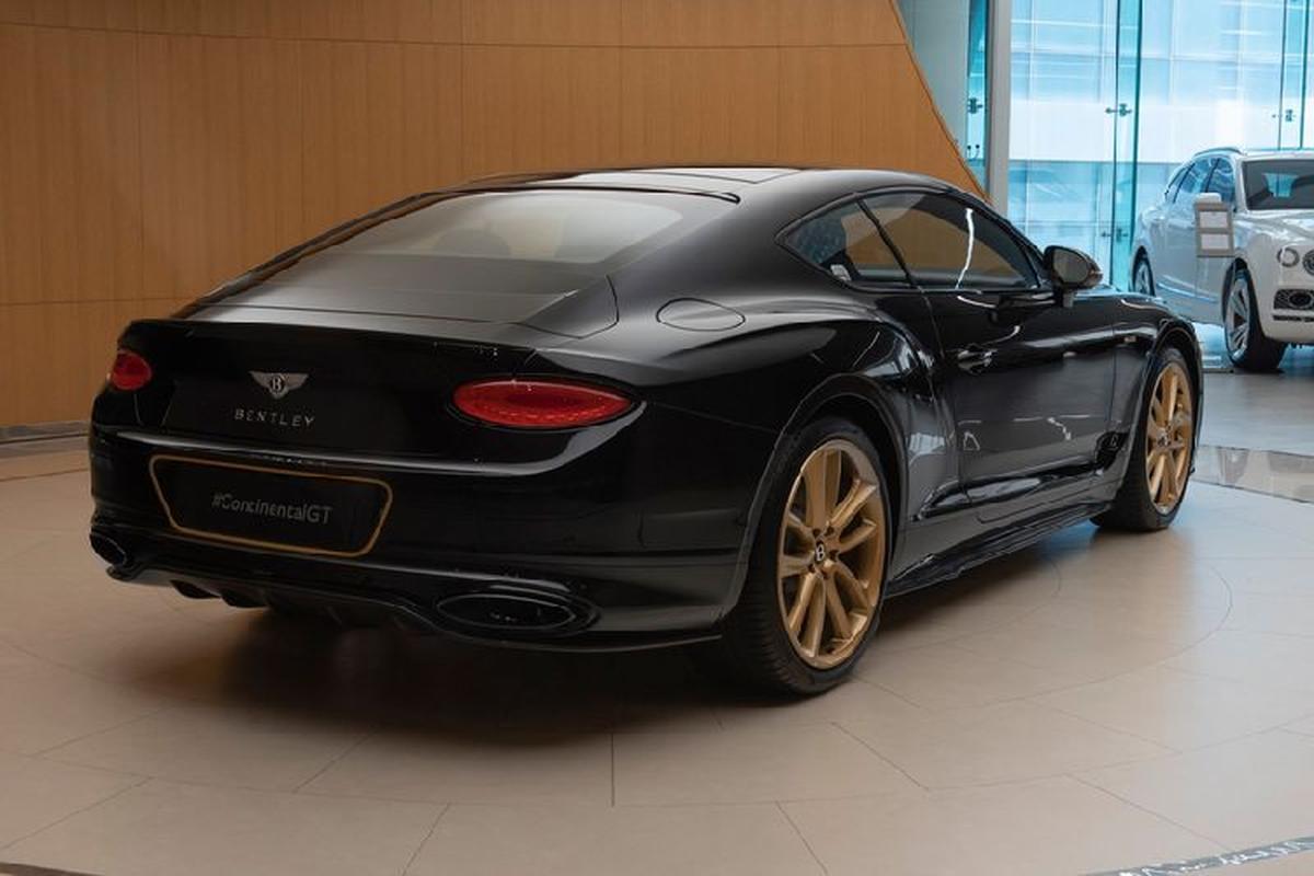 Ra mat Bentley Continental GT Aurum Edition ma vang 10 chiec-Hinh-6