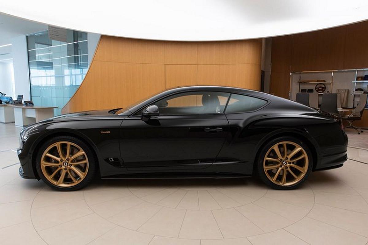 Ra mat Bentley Continental GT Aurum Edition ma vang 10 chiec-Hinh-8