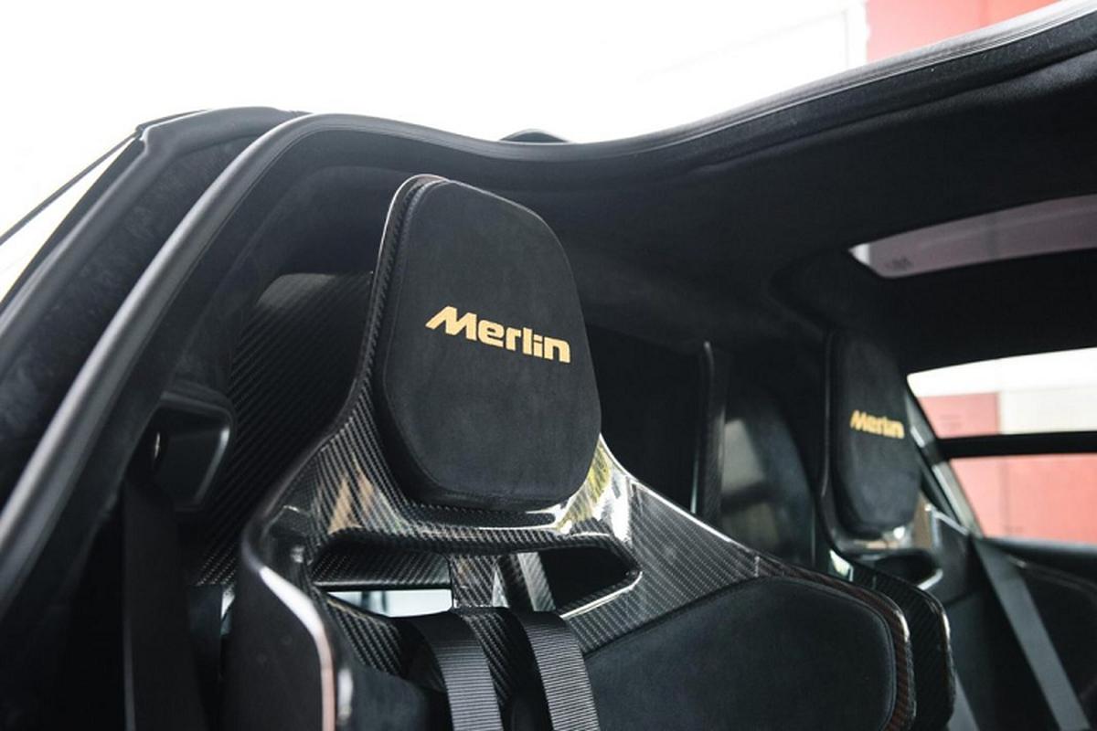 Sieu xe McLaren Senna Merlin – phong cach truyen thuyet vua Arthur-Hinh-5