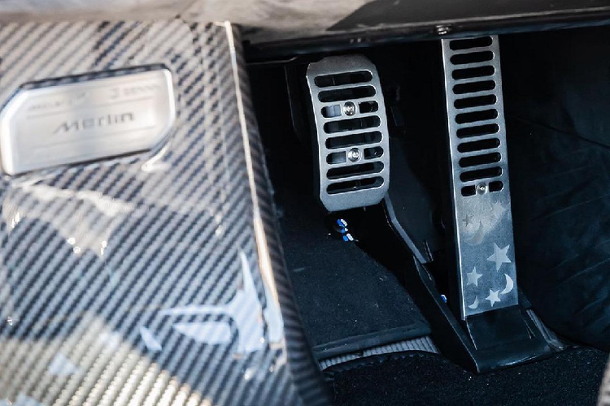 Sieu xe McLaren Senna Merlin – phong cach truyen thuyet vua Arthur-Hinh-6