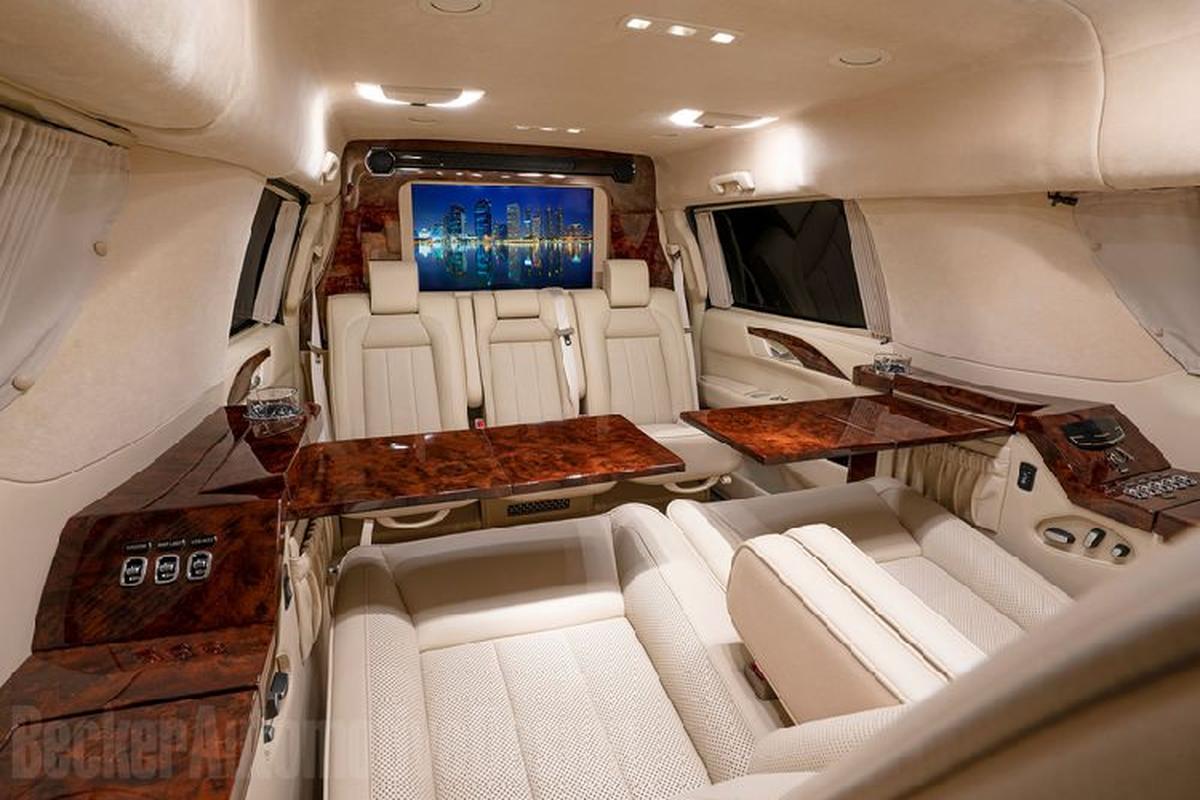 Rao ban Cadillac Escalade ESV cua sao bong bau duc Tom Brady-Hinh-3