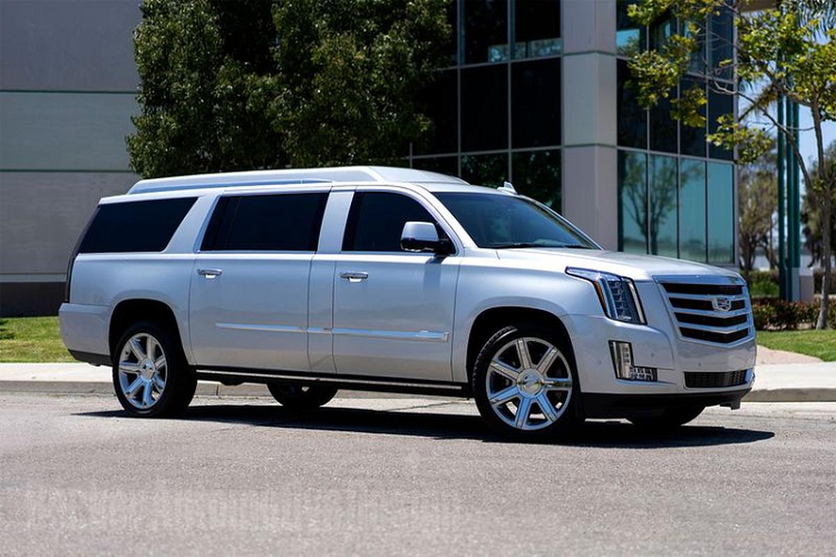 Rao ban Cadillac Escalade ESV cua sao bong bau duc Tom Brady-Hinh-7