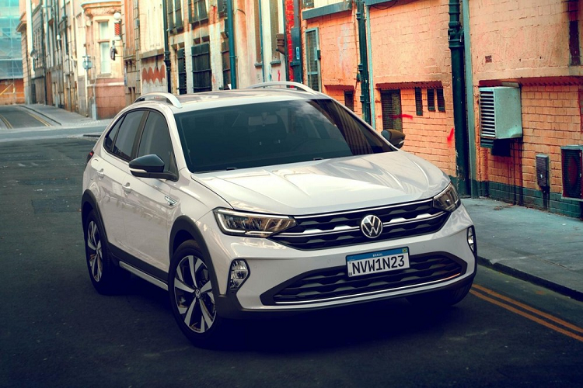 Ven man Volkswagen Nivus 2021, crossover lai coupe nho xinh-Hinh-10
