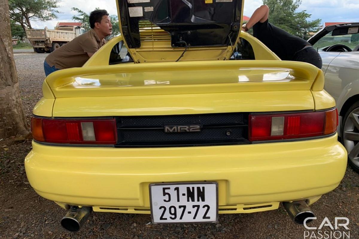 Kham pha Toyota MR2 1991 hang hiem tai Viet Nam-Hinh-3