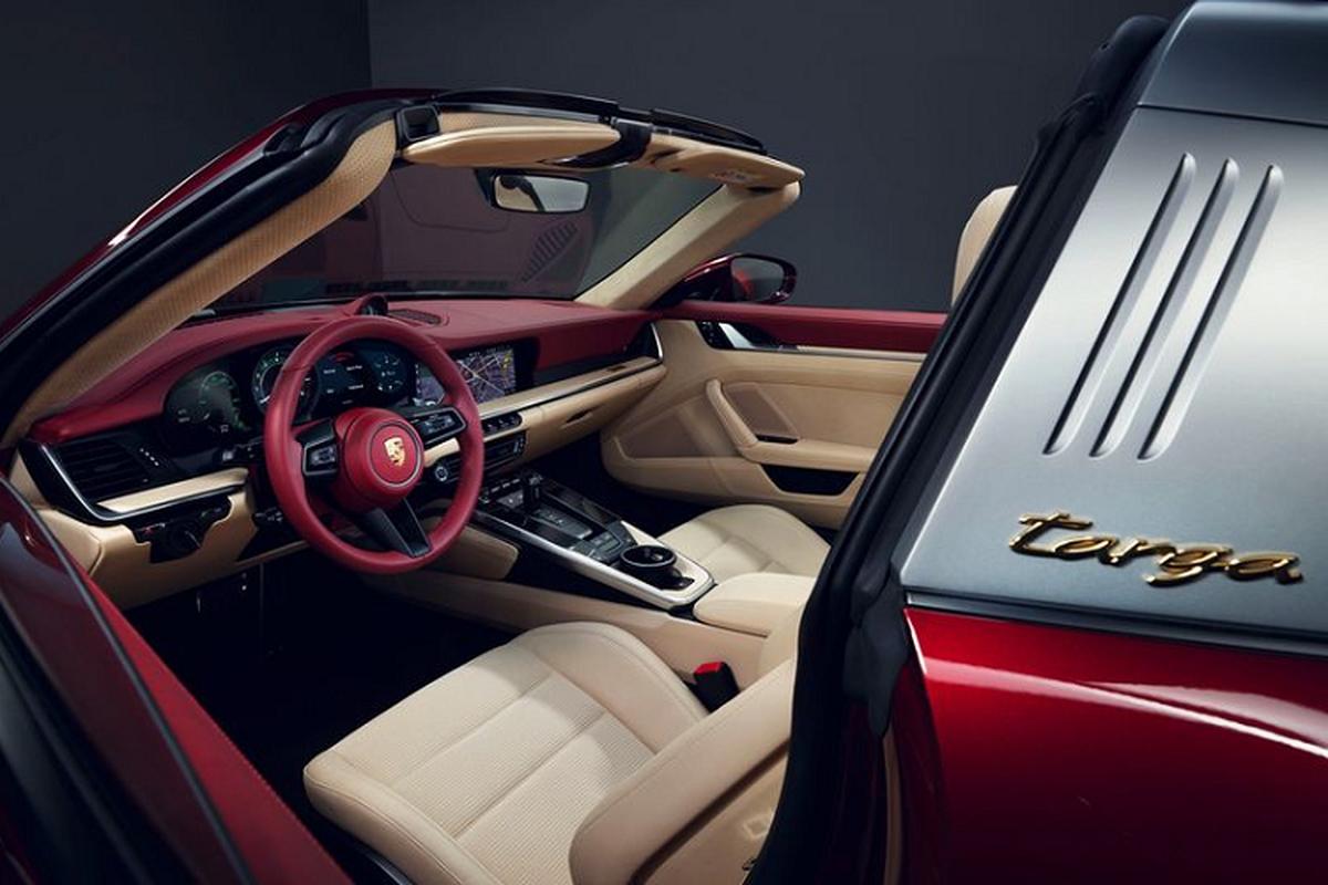Porsche ra mat 911 Targa 4S Heritage Design Edition hon 4 ty dong-Hinh-4