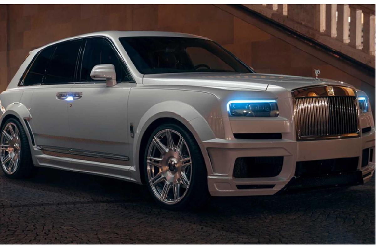 Novitec giup Rolls-Royce Cullinan sang chanh va manh me hon