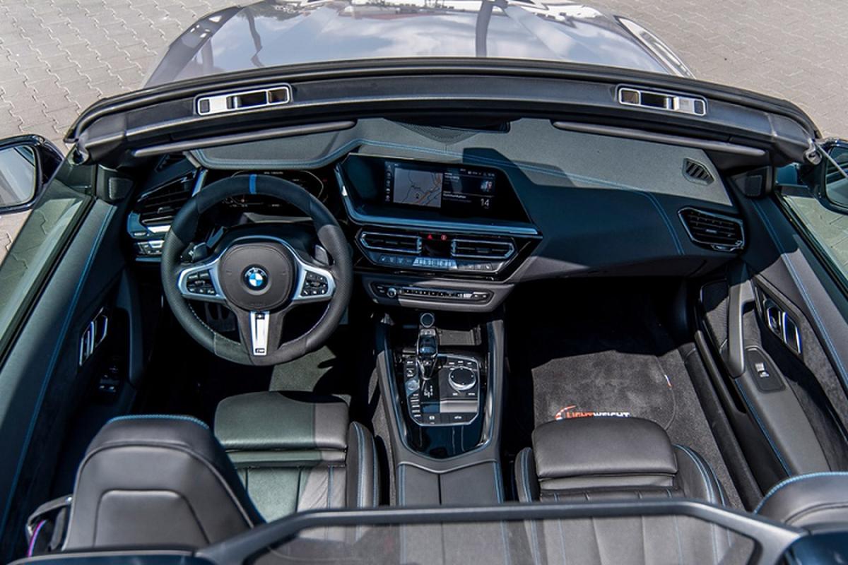 Chi tiet BMW Z4 R do tang cong suat len 395 ma luc-Hinh-8