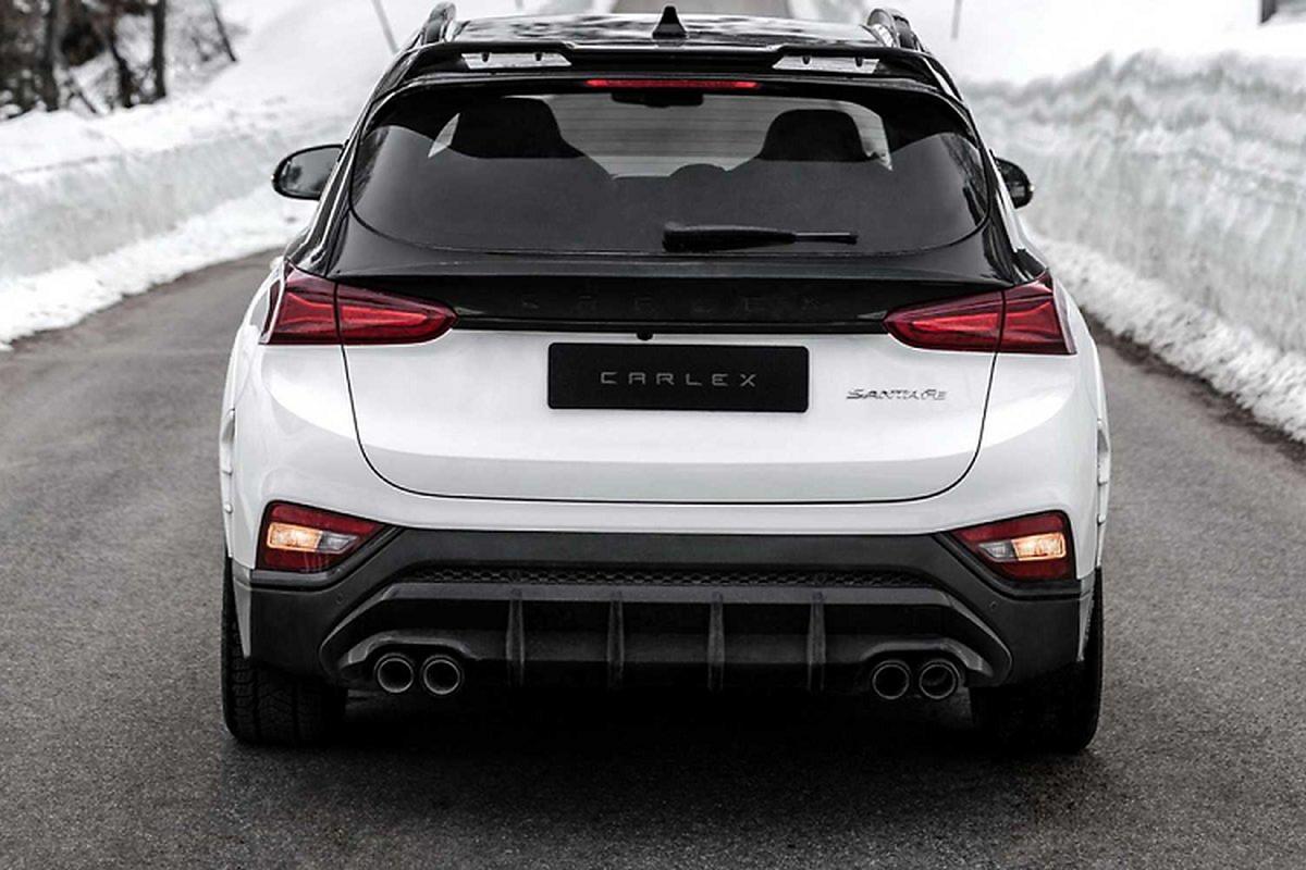 """Hyundai SantaFe """"lot xac"""" sieu ham ho boi Carlex Design-Hinh-3"""