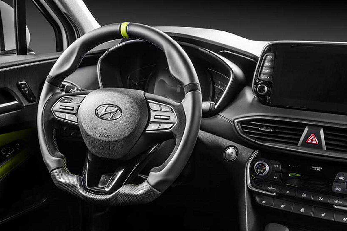 """Hyundai SantaFe """"lot xac"""" sieu ham ho boi Carlex Design-Hinh-5"""