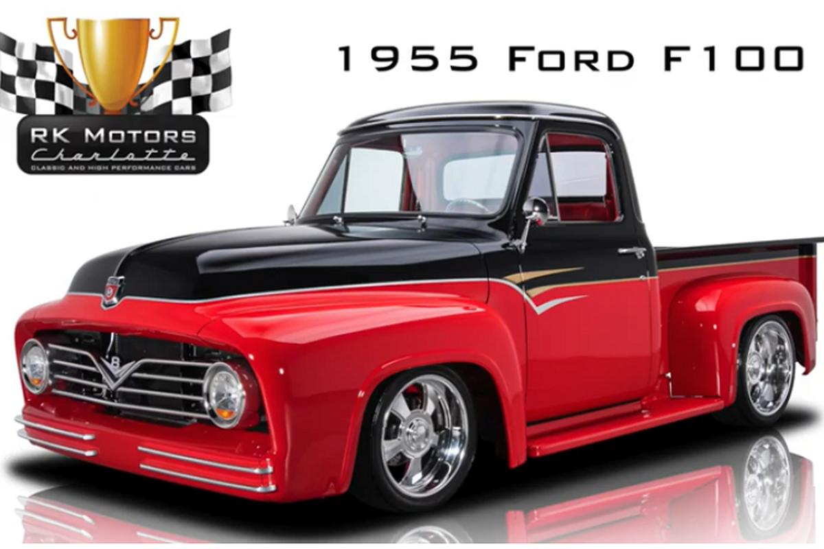 Ford F-100 1955 sau 15 nam do, tu 11 trieu ban 3,7 ty dong-Hinh-5
