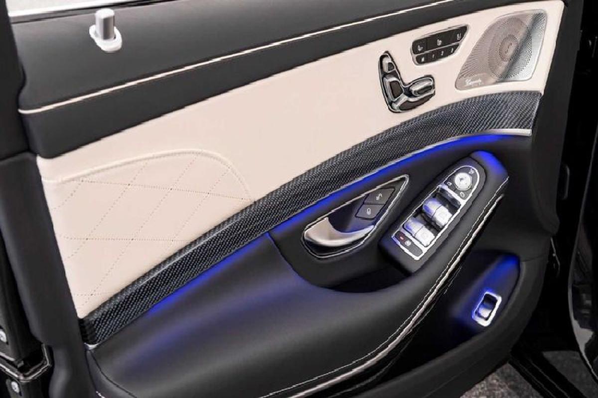 Ra mat Mercedes-Maybach S650 Night Edition hon 5,6 ty dong-Hinh-2