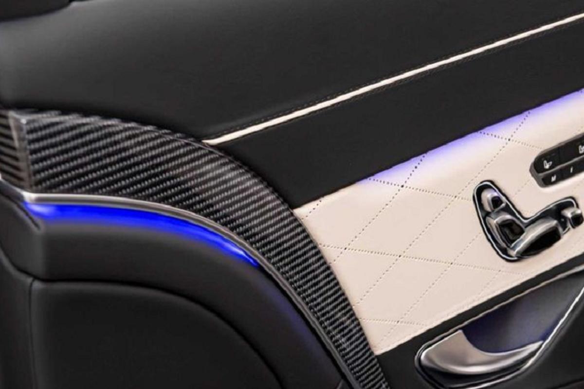 Ra mat Mercedes-Maybach S650 Night Edition hon 5,6 ty dong-Hinh-3