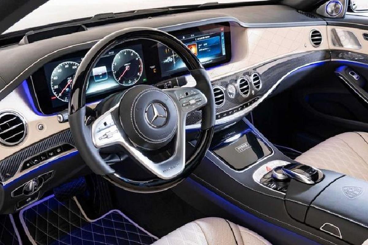 Ra mat Mercedes-Maybach S650 Night Edition hon 5,6 ty dong-Hinh-5