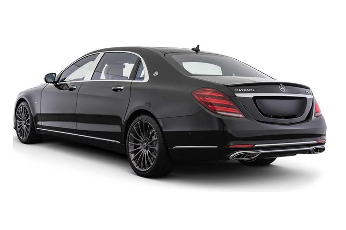 Ra mat Mercedes-Maybach S650 Night Edition hon 5,6 ty dong-Hinh-7