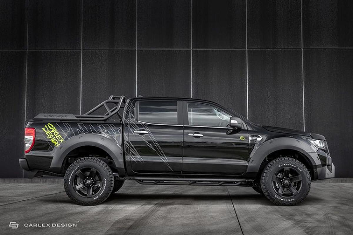 "Ford Ranger ""sieu du ton"" voi goi nang cap moi tu Carlex Design-Hinh-4"