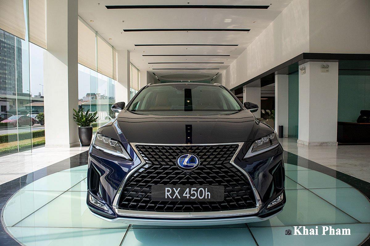 Can canh Lexus RX 450h 2020 hon 4,6 ty tai Viet Nam-Hinh-2