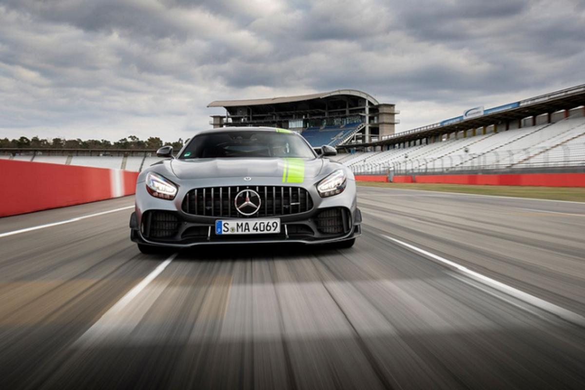 Mercedes-AMG GT R Pro 2021 hon 7,3 ty dong tai Australia-Hinh-2