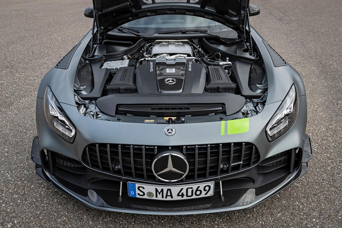 Mercedes-AMG GT R Pro 2021 hon 7,3 ty dong tai Australia-Hinh-3