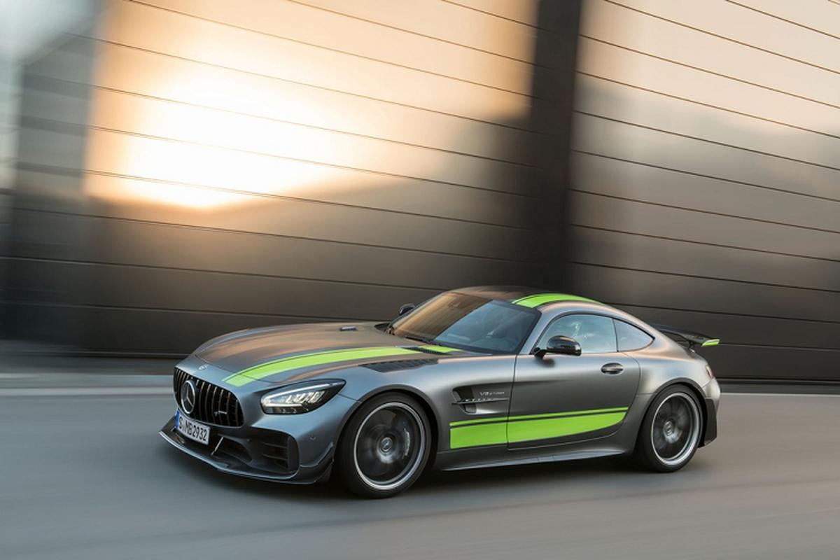 Mercedes-AMG GT R Pro 2021 hon 7,3 ty dong tai Australia-Hinh-6