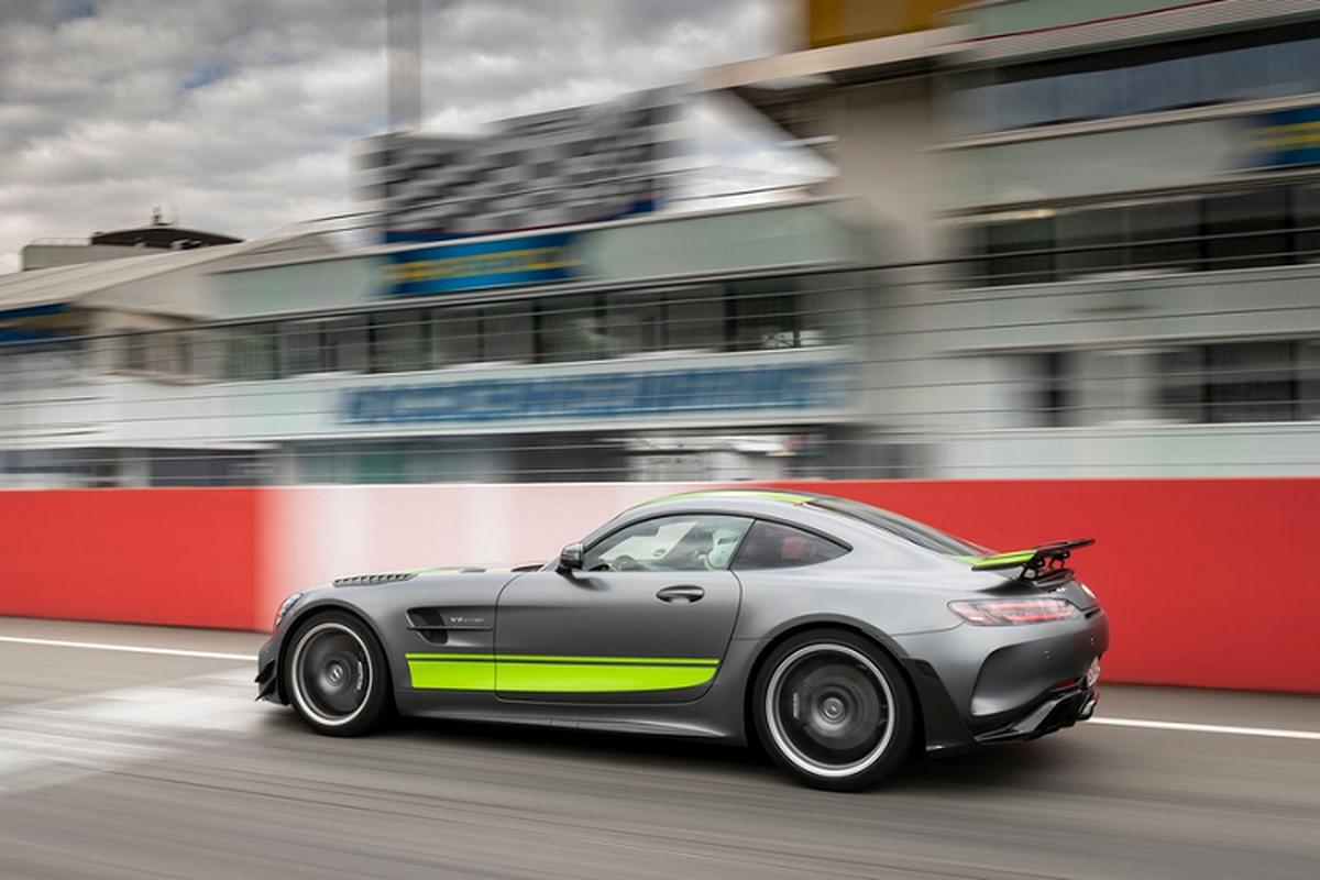 Mercedes-AMG GT R Pro 2021 hon 7,3 ty dong tai Australia