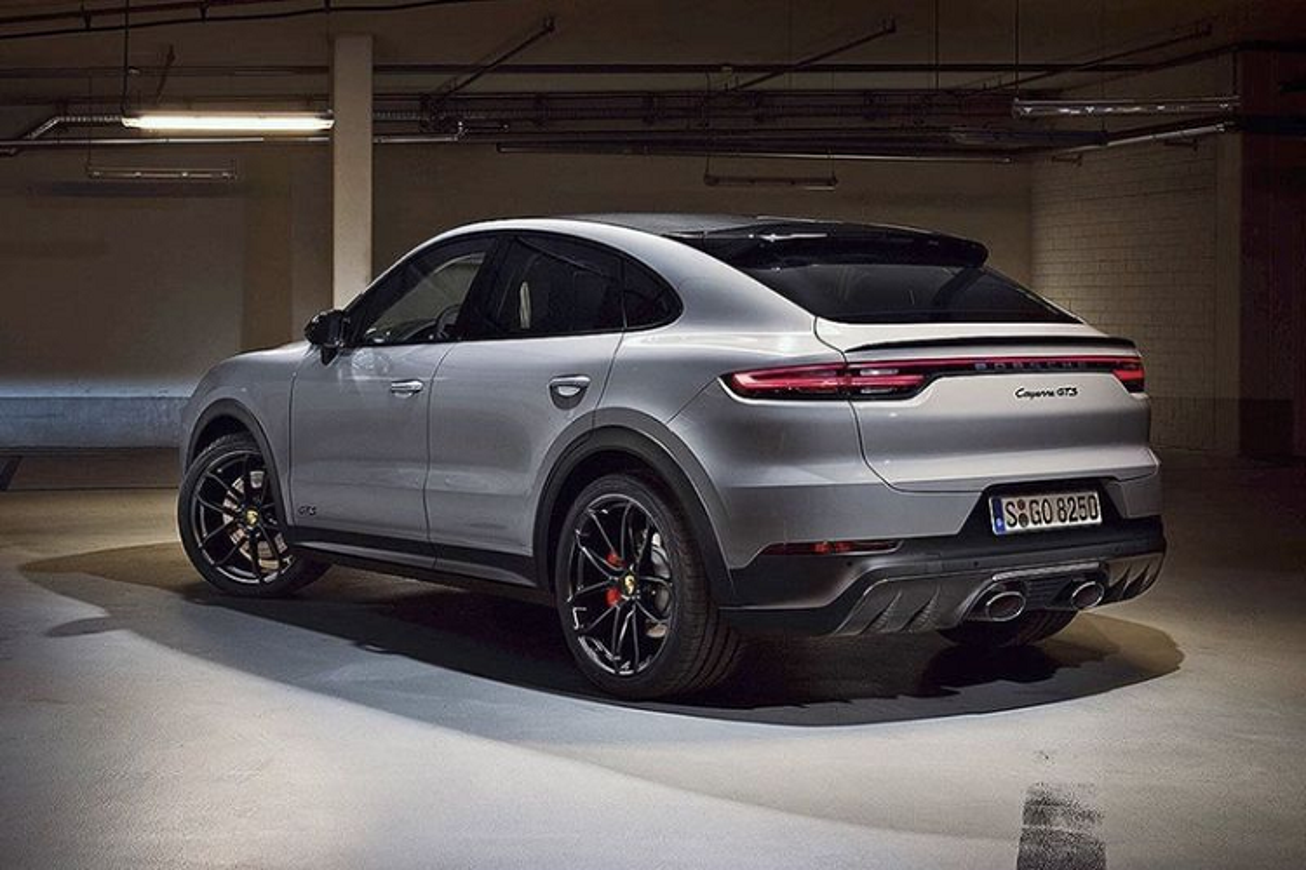 Porsche Cayenne Coupe GTS 2021 moi lo dien truoc gio G-Hinh-2
