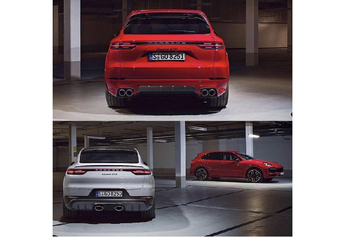 Porsche Cayenne Coupe GTS 2021 moi lo dien truoc gio G-Hinh-6