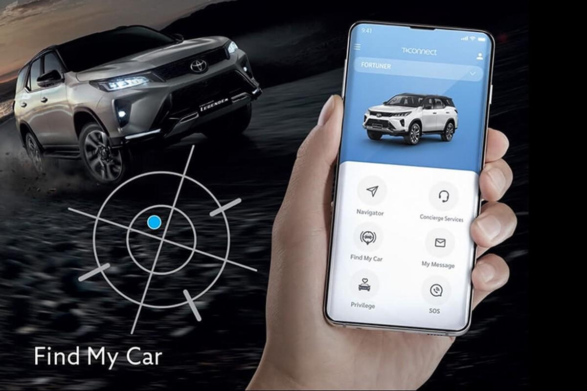 Chi tiet Toyota Fortuner Legender 2021 tu hon 1 ty dong-Hinh-7